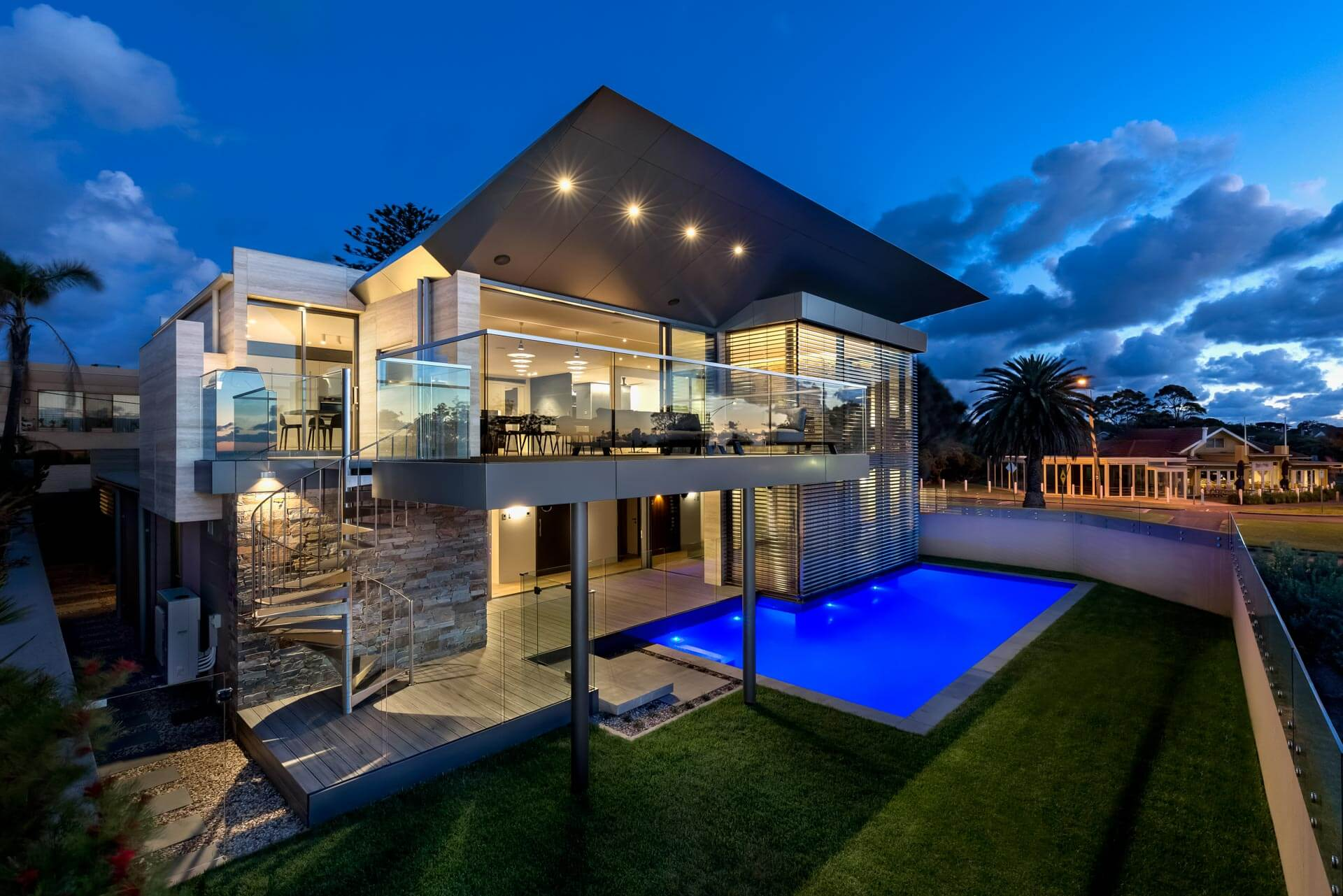 rtp-architectural-photography-tim-roberts-design-north-rd-project-dusk-external